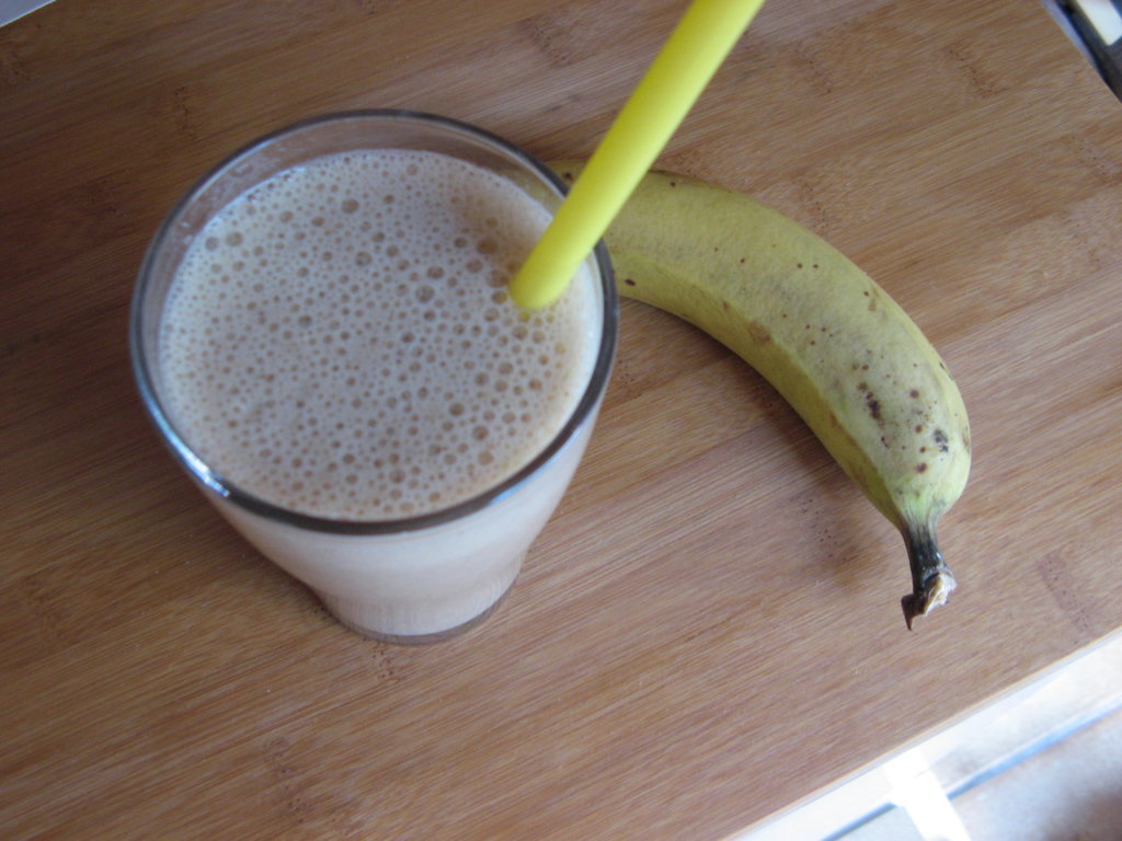 Smoothie à la banane Naturopathe Uriage