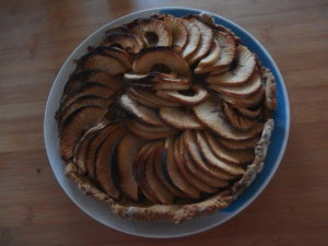 Tartes aux pommes (sans gluten)
