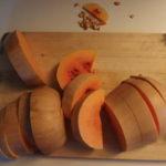 Courge Butternut préparation