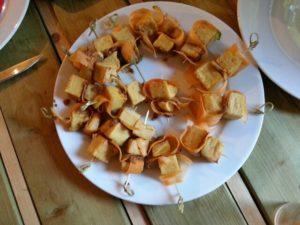 Panisse cours cuisine Uriage