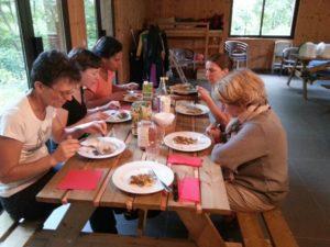 Atelier cuisine vegetarienne Uriage - Grenboble