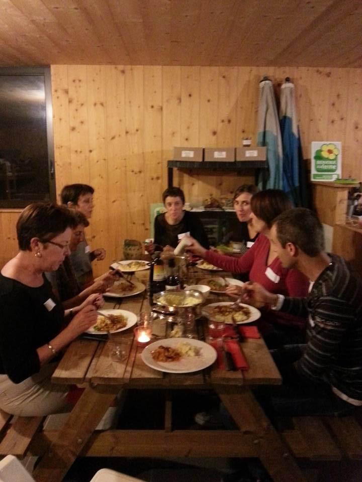 Cours de cuisine Uriage, naturopathe 18:09:2015