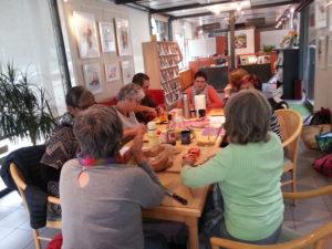 Atelier culinaire office du tourisme Grenoble Uriage