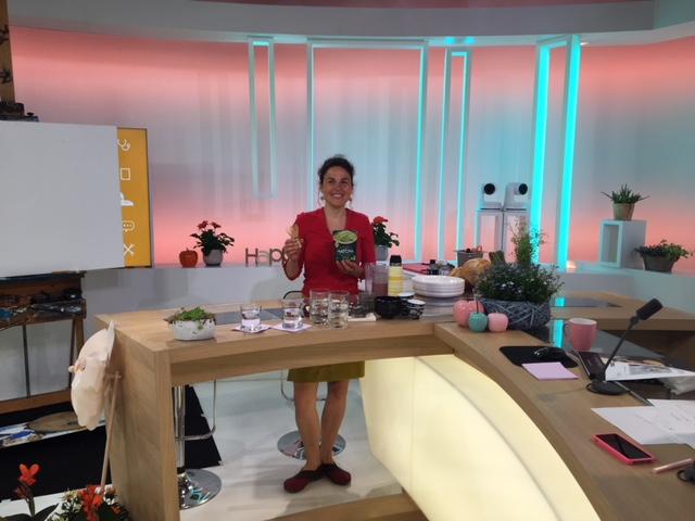 Isabelle Schillig naturopathe et chroniqueuse sur France 3