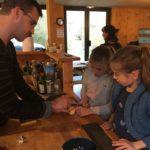 Cours cuisine parent enfant pour CE Grenoble Uriage
