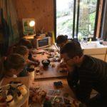 cuisiner avec les enfants près de Grenoble