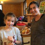 Atelier parent enfant novembre Isabelle Schillig Grenoble Uriage