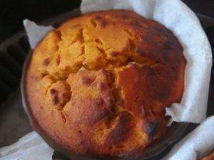 Muffins de potimarron sans gluten