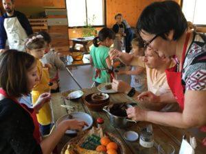 Atelier Cuisine Parent Enfant UriageAtelier Cuisine Parent Enfant Uriage