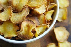 Chips-de-panais